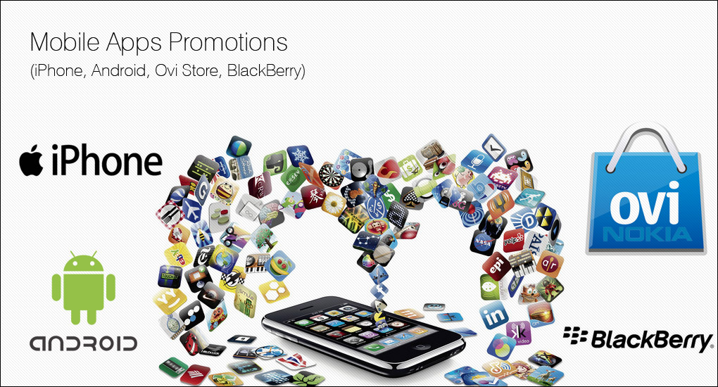 Promote your iPhone, Android & many others