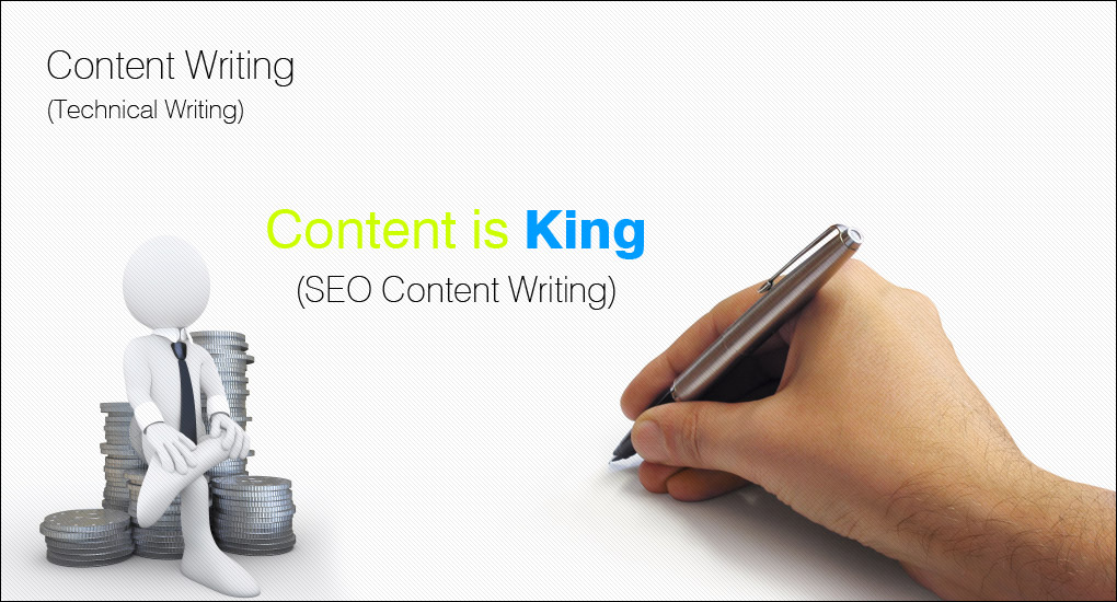 Content Writing, Technical Writing Services